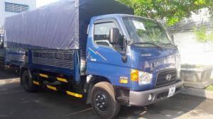 Khuyến mãi trước bạ Xe Hyundai HD99 thùng mui...