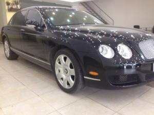 Bentley Continenltal Flying Spur