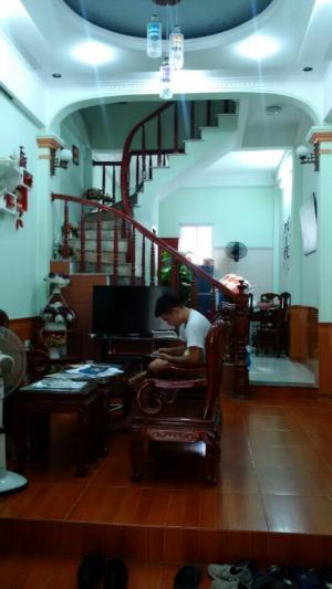 Bán nhà ngõ 296 Minh Khai Hai Bà Trưng, Full nội thất 45m2 x 4 tầng giá 2,85 tỷ