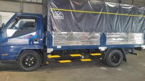 Xe hyundai IZ49 2,4 tấn vào thành phố - xe...