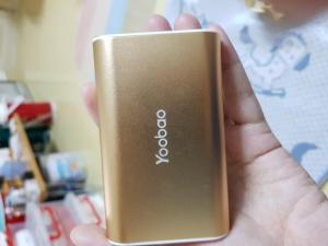 Pin sạc dự phòng Yoobao 6.000 Mah