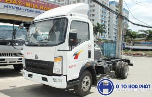 Xe tải Cửu Long 6t cabin Howo máy Isuzu