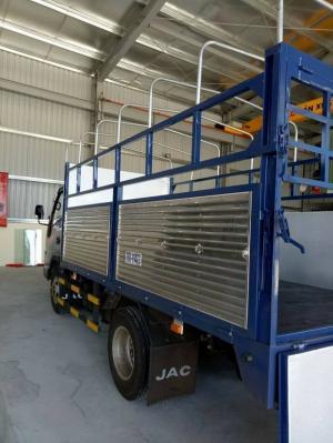 Bán xe tải JAC 1,4 tấn trả góp tại Hà Tĩnh