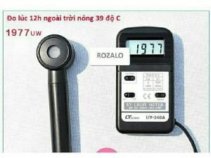 Áo chống nắng giảm 95% tia UV RWA35601X
