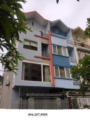 Bán nhà liền kề Nàng Hương 81m2*4T*3 mặt thoáng, Giá: 7.95 tỷ. Nguyễn Trãi-Văn Quán-Hà Đông.