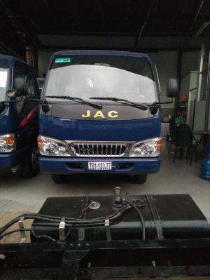 Xe JAC 2t4 thùng 3m7. Trả góp 120%