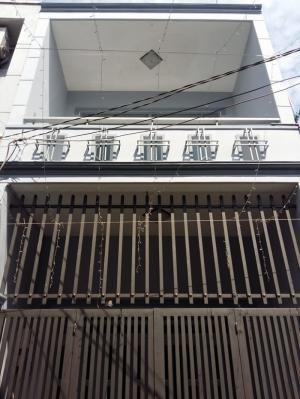 Nhà đường Đất Mới quận Bình Tân