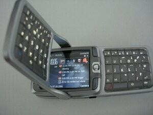 Nokia E70 zin nguyên con