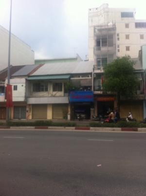 Cho thuê nhà nguyên căn mặt tiền đường Nguyễn...
