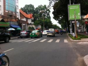 Cho thuê nhà nguyên căn mặt tiền đường Phan...