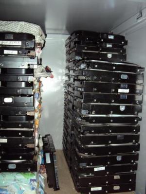 Bán các loại Hdd cũ dành cho máy tính để bàn giá rẻ