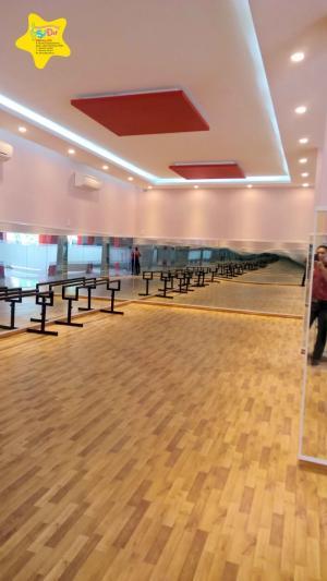 phòng tập múa 2