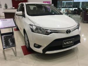 Toyota Vios G 2017  K/M Lớn, trả góp 80%, giảm giá sâu 70 triệu.