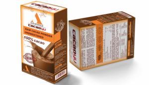 Cacao nguyên chất hộp 120g 52000đ