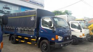 Xe tải Hyundai HD99 thùng mui bạt tải trọng...
