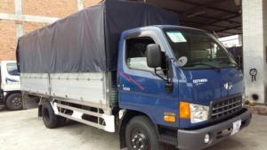 Xe tải Hyundai HD99 thùng kín  - Hỗ trợ giao xe nhanh nhất miền Nam
