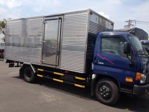 Xe tải Hyundai HD99 thùng kín ,giao xe nhanh nhất miền Nam