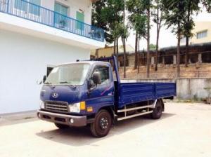 Xe tải Hyundai HD99 thùng lửng tải trọng 6,7...