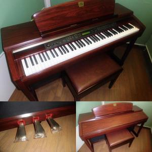 Đàn Piano điện Yamaha CLP 170M