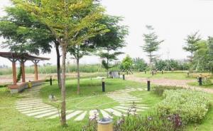Chính chủ bán lô đất đẹp dự án khu đô thị xanh huyện củ chi giá 150tr/nền