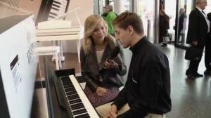Đàn Piano điện Yamaha YPD S52