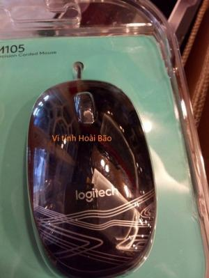 Chuột Logitech M105 chính hãng tại Zen's Group linh phụ kiện sỉ lẻ