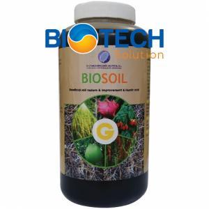 BIO SOIL - Cải tạo đất trồng