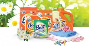 bột giặt jesbest