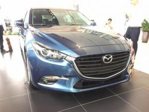 Sở hữu ngay Mazda 3 hatchback - 2017  Ưu đãi 43 triệu trong tháng 10 âm lịch.