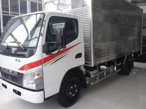 Xe tải FUSO Canter  tải trọng 1.9tấn-tổng tải 4.7tấnnhập khẩu mới 100%