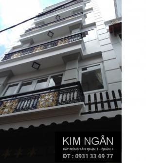 Bán nhà mặt tiền đường Cao Thắng P4 Q3, DT:...