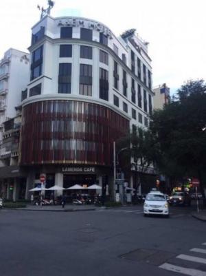Nhà bán MT Phạm Ngọc Thạch. P6Q3, DT: 8.3x12m, 4 lầu, giá 32.2 tỷ