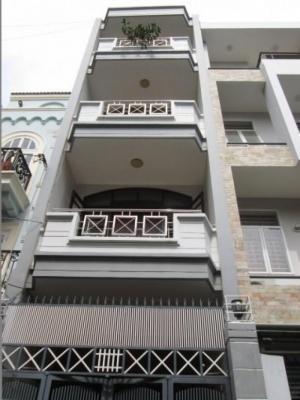 Bán Nhà Building văn phòng Võ Văn Tần P6 Q3 (1Hầm 7Lầu, TM)