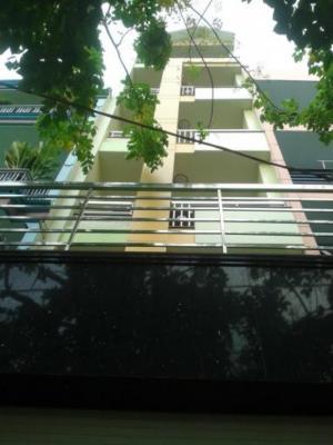 Bán nhà MT căn góc 129B Võ Văn Tần, P6, Quận...