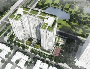 Nhận hồ sơ nhà ở xã hội Lucky House Kiến Hưng hỗ trợ 70% lãi suất 0%