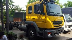 Xe Tải 3 chân Fuso FJ (tải trọng 15 tấn) giá tốt, khuyến mãi phí trước bạ, có xe giao ngay