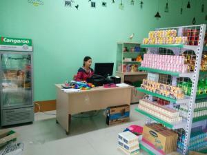 Ký gửi hoặc thanh lý trang thiết bị và hàng hóa siêu thị mini