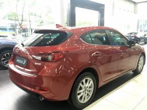 Chỉ từ 190tr sở hữu ngay Mazda 3 1.5 HB 2017, cam kết giá tốt, thủ tục đơn giản, xe đủ màu giao ngay.