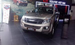 Xe bán tải Isuzu Dmax giá tốt. Nhận ngay ưu đãi 60 triệu đồng