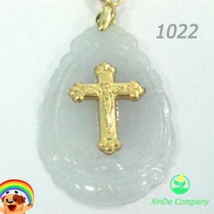 Vàng Ngọc Thạch Thánh Giá 24k