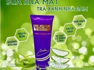 Sữa rửa mặt MoCha