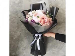 Hoa lụa xinh yêu