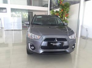 Mitsubishi OUTLANDER SPORT Premium, nhập Nhật nguyên chiếc, cho vay 80%.