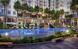 Chỉ 22,5 triệu/m2 bạn sẽ được hữu ngay căn hộ cao cấp JAMILA, TT quận 9, CK 10,5%.