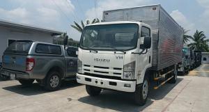 Xe tải isuzu 8 tấn 2,xe coa sẵn giao xe nhanh