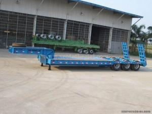 Bán rơ moóc sàn Doosung 39.5 tấn xuất xứ Hàn Quốc - Việt Nam 2017