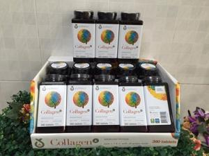 Collagen Youtheory Type 1 2 & 3 Loại 390 Viên Của Mỹ