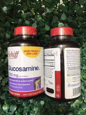 Hỗ trợ xương khớp Schiff Glucosamine 2000 mg, 150 viên của Mỹ