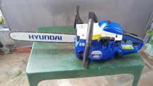 Máy cưa xích Hyundai
