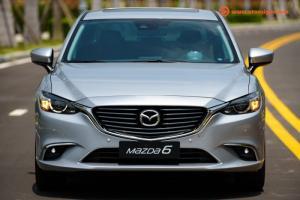 Mazda 6 bản Full Options - đẳng cấp như Camry - giá chỉ ngang Altis